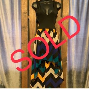 Dresses & Skirts - SOLD on MERC-High Low dress